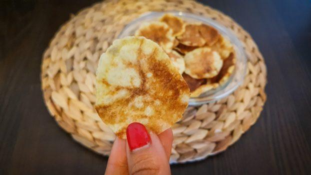 Patatas FIT-tas en micro