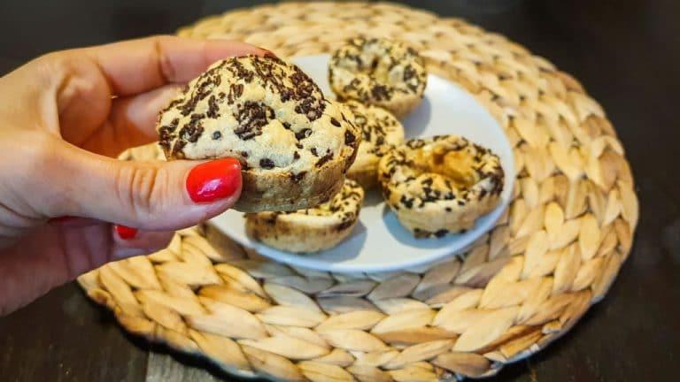 Muffins choco-FIT